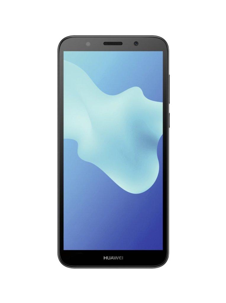 Das Einsteiger-Smartphone Huawei Y5 2018. (Bild: Huawei)