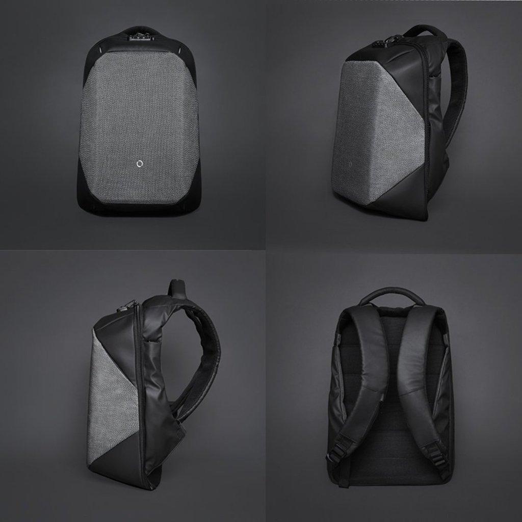 Der Clickpack Pro von Korin Design, ist ein diebessicherer Rucksack. (Bild: Korin Design)