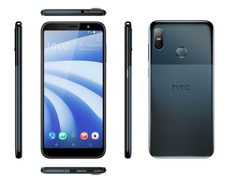 HTC hat zur IFA18 in Berlin das HTC U12 life vorgestellt . (Bild: HTC)