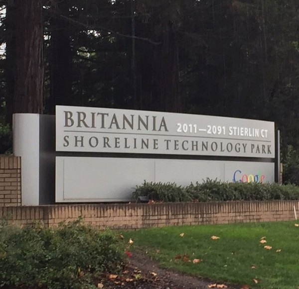 Google swallows Shoreline Technology Park for 1 billion