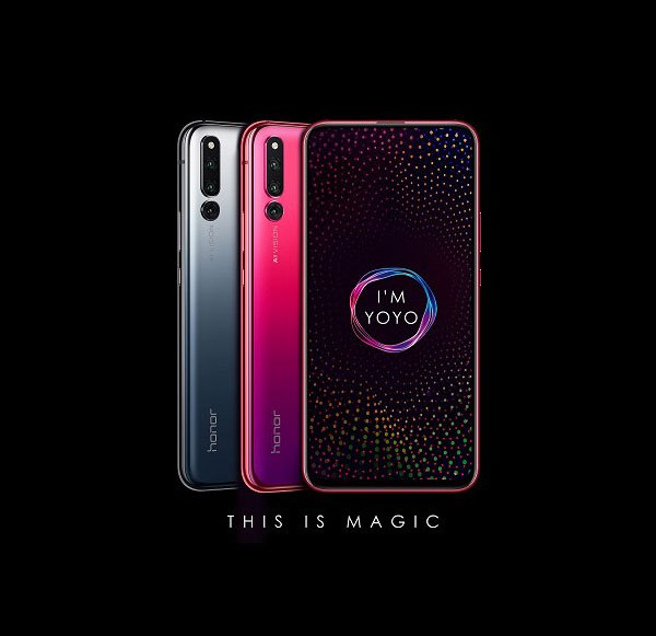Honor Magic 2 presented in China