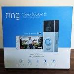 Die Ring Doorbell 2. (Bild: moobilux.com / TC)