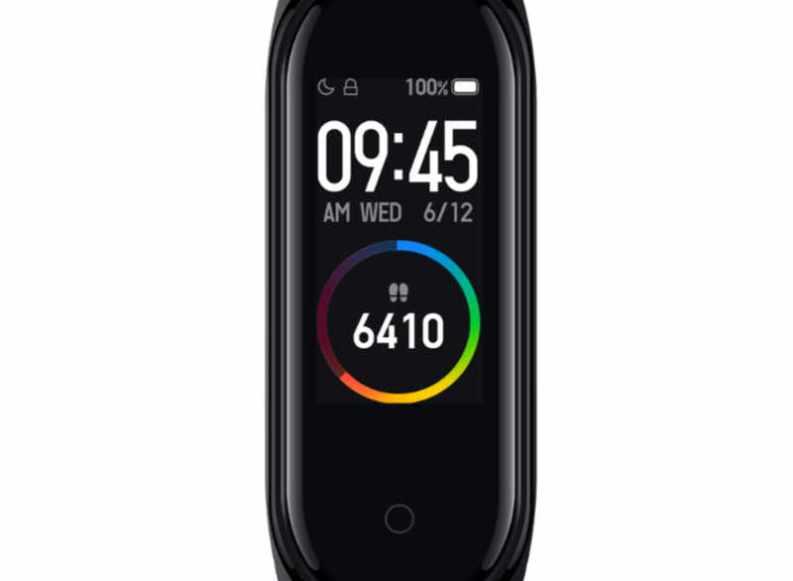 Xiaomi stellt Fitnesstracker Mi Smart Band 4 vor