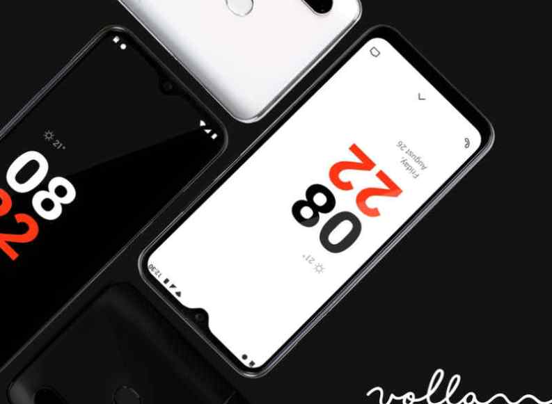 Alternatives Smarphone Volla Phone gestartet