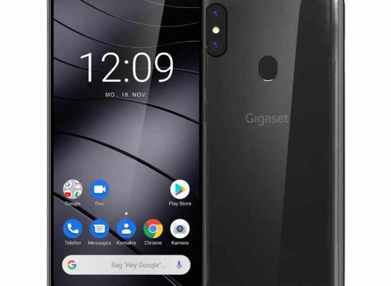 Gigaset Smartphone GS290 vorgestellt