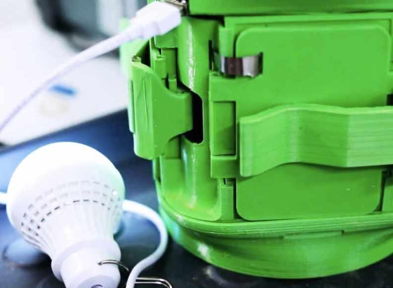 Wie eine grüne Batterie die Dritte Welt erhellen