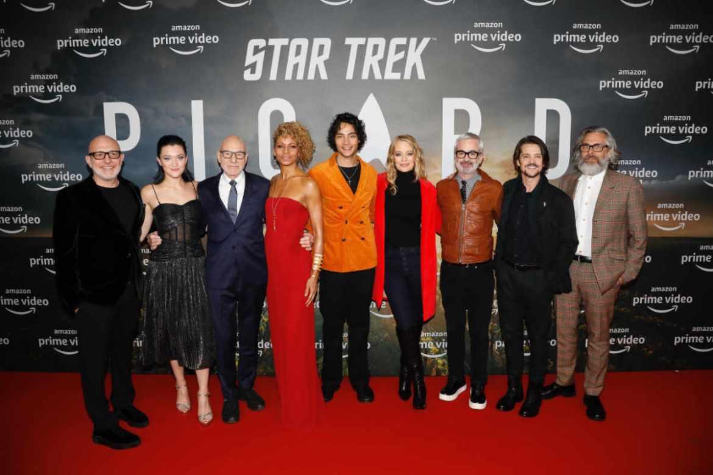 """Premiere für """"Star Trek: Picard"""" in Berlin. (Foto: Sebastian Gabsch)"""