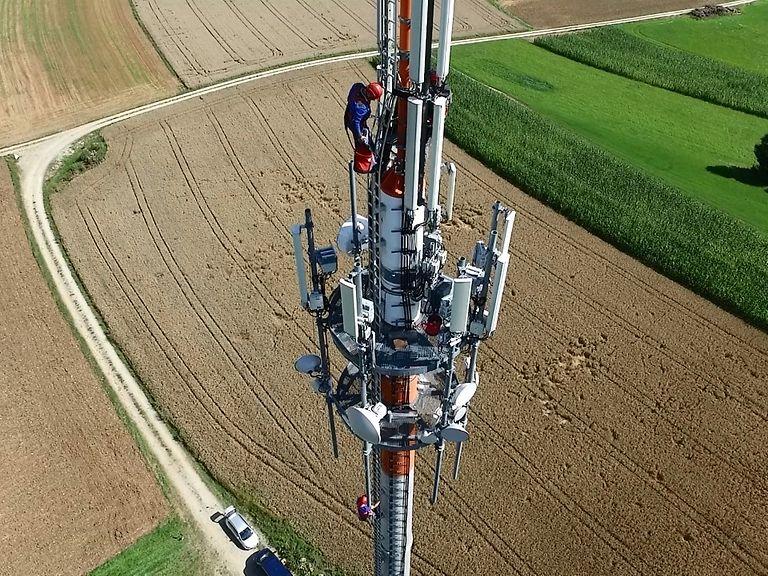 Deutsche Telekom & Vodafone gemeinsam gegen Funklöcher. (Bild: DTAG)