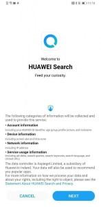 Huawei greift Google mit eigener Such-App an. (Bild: xda-developers.com)