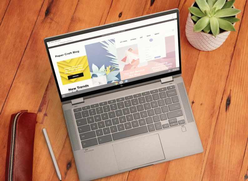 HP bringt Chromebook x360 14c und 11a nach Deutschland