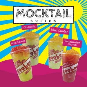 Mooboo Mocktail Series
