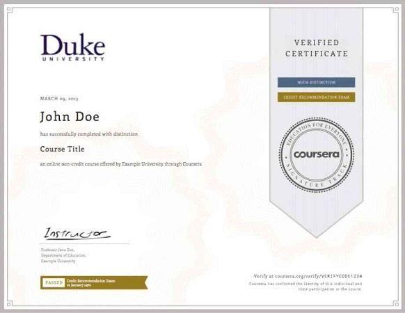 Guide ID Verified Certificates In MOOCs MoocLab
