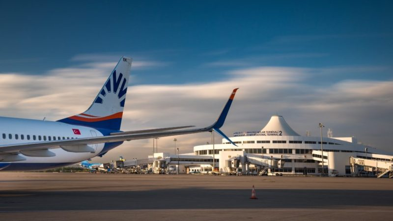 Antalya Airport fraport