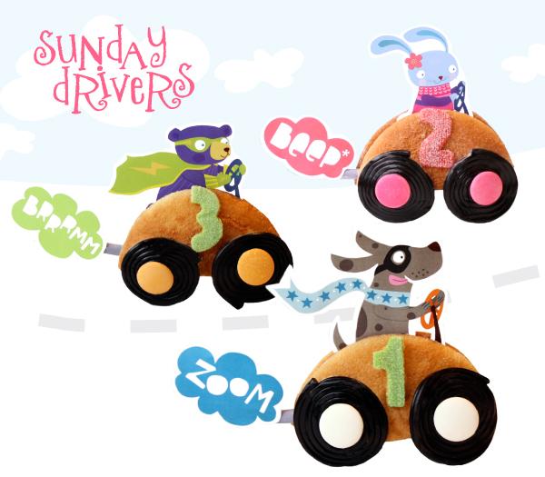 Traktaties  Sunday Drivers  MoodKids