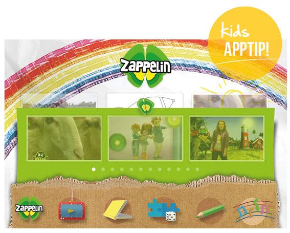 Appreview Zappelin  MoodKids