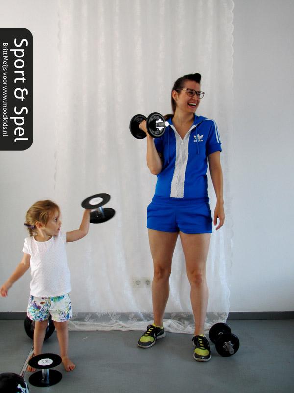 Samen sporten met je kind  dos  donts op een rijtje