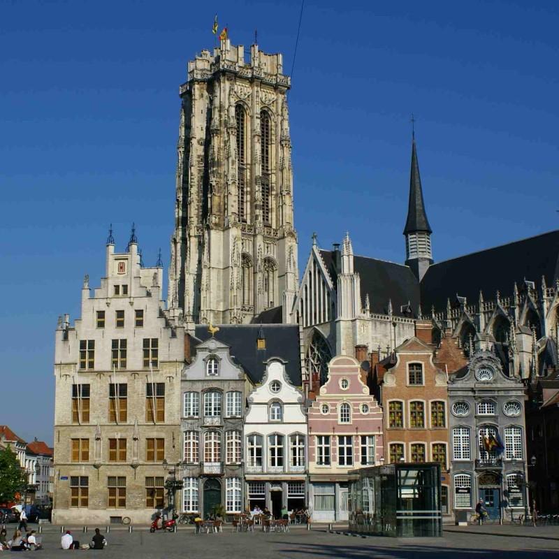 Met de kids op stap in kinderstad Mechelen