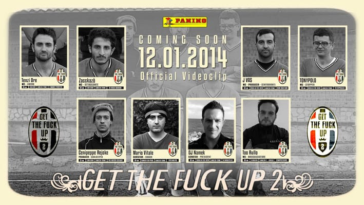 """Get The Fuck Up 2"", Tonypolo & Legame di Massa"