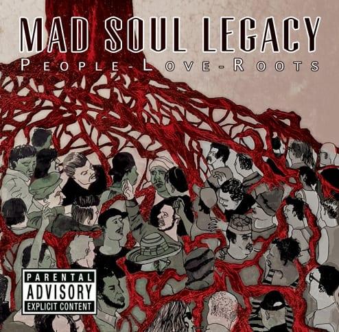 Mad Soul Legacy (copertina)