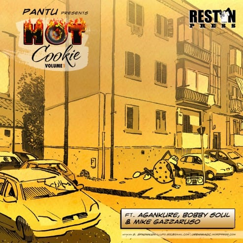 Pantu presents Hot Cookie vol.1 (cover)