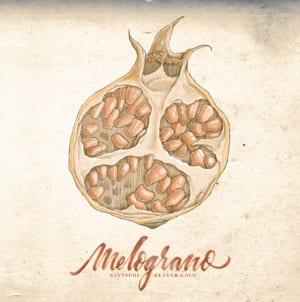 """""""Melograno"""" è il nuovo album di Claver Gold"""