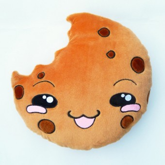 moodrush  COOKIE Pillow emoticon Plush Smiley Shop