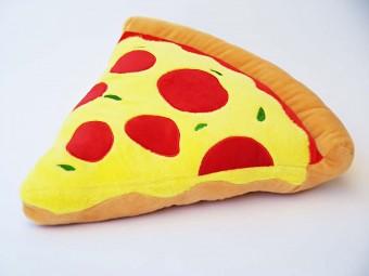 moodrush pizza pillow emoticon