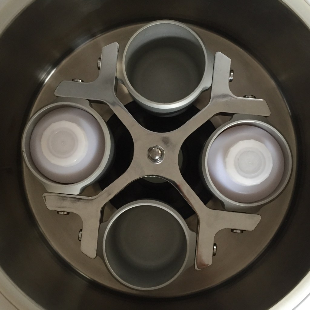 2 Litre Centrifuge. One of the tools at the disposal of the Mood Therapist for making modernist cocktails