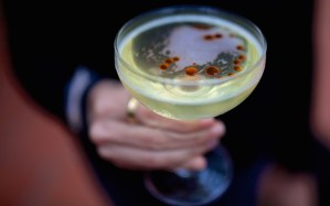 The Plasma Mary - a Modernist Cocktail by Hanoi's Mood Therapist, Rich McDonough