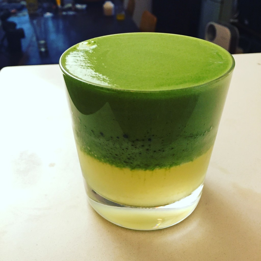 MATCHA MADE IN HEAVEN COCKTAIL BY THE MOOD THERAPIST - Cocktails at The Republic