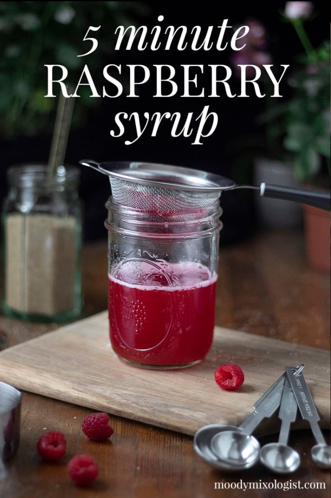 five-minute-fresh-raspberry-syrup-for-cocktails