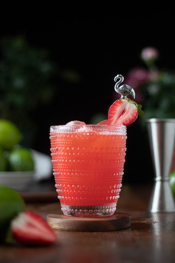 fresh strawberry margarita recipe