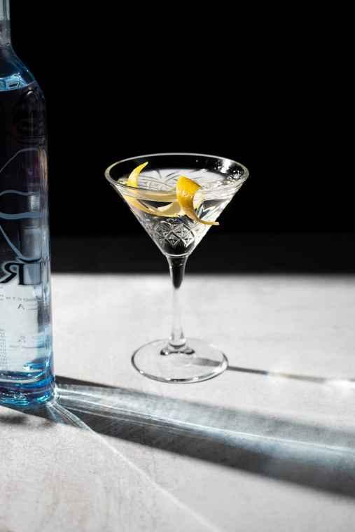The Classic Vesper Martini
