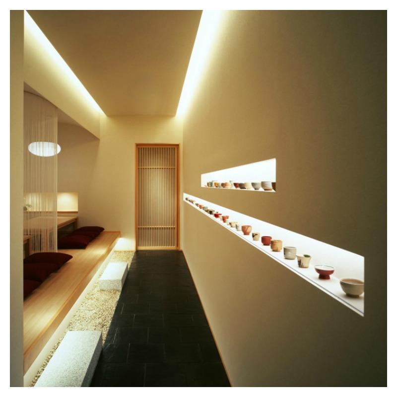 Japanese Interior Design inspiration  Moody Monday