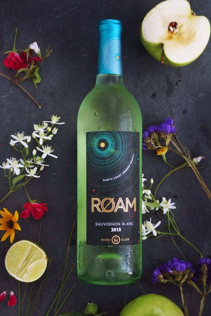 Pairing wines with ritual witchcraft.