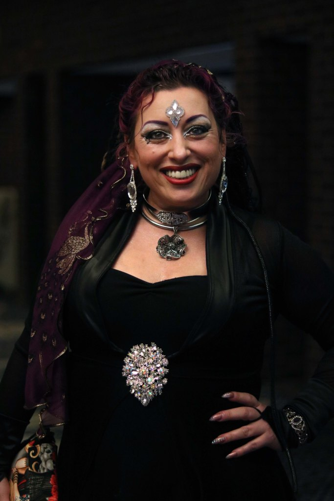 Cienna Rizza at DCBD Belly Dance