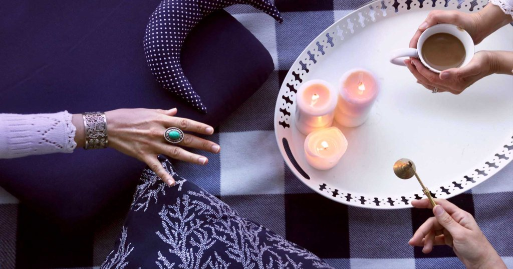 Lunar Moon is an intentional witchcraft community to help sisters in the Craft connect, learn and grow.