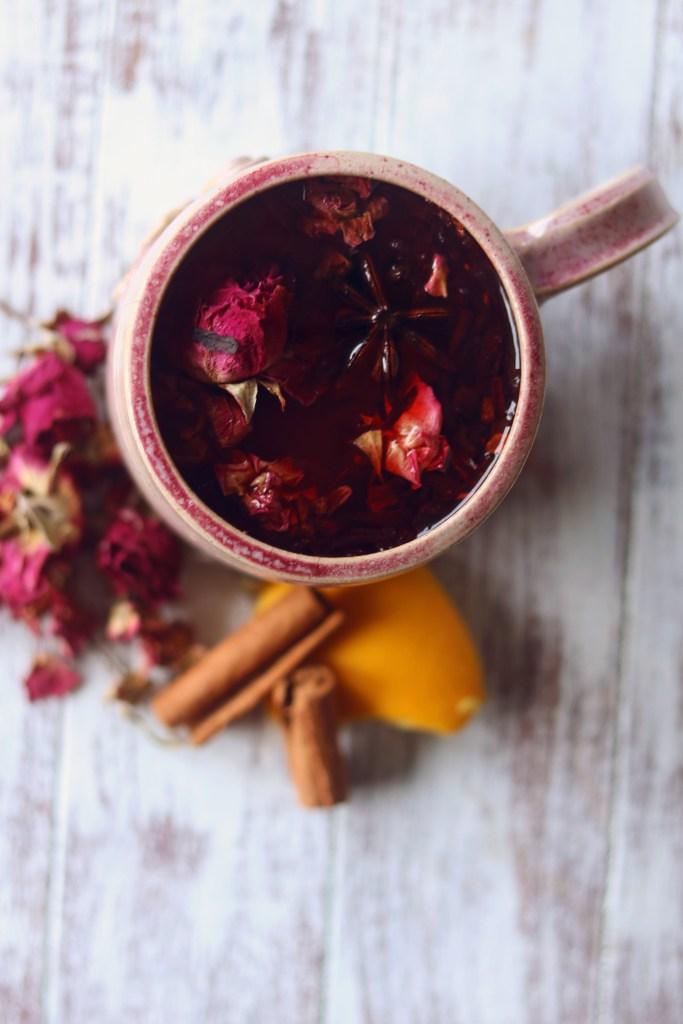 October Blood Moon Tea Recipe