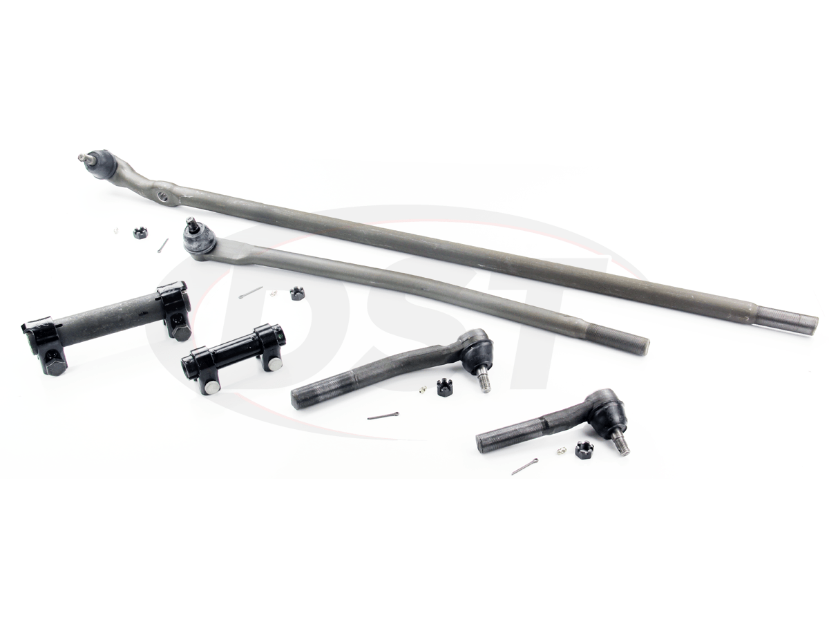Prothane Suspension Parts: Ram 2500, Dodge Ram 2500 4WD 1998