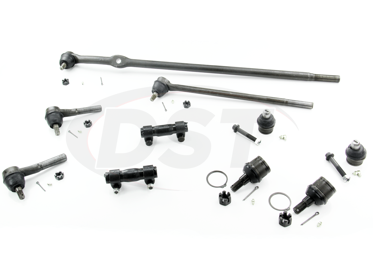 Ford F150 250 2wd Front End Steering Rebuild Kit