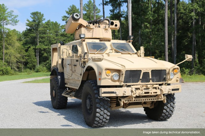 Jltv Lockheed Martin Joint Light Tactical Wheeled Armoured Vehicle Us Army United States Pictures Technical Data