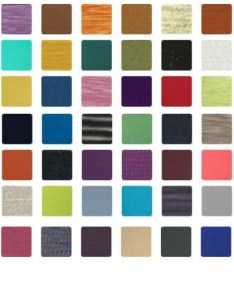 All the glorious colors of lion brand vanna   choice also rainy day giveaway moogly rh mooglyblog