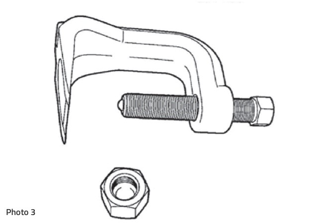 How to Replace Lower Ball Joint with Insert Over Stud