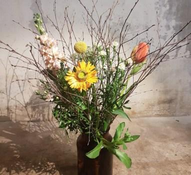 VerlopenWorkshop bloemschik Basics