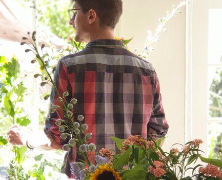Bloemen met aandacht en boeketten met liefde bezorgt