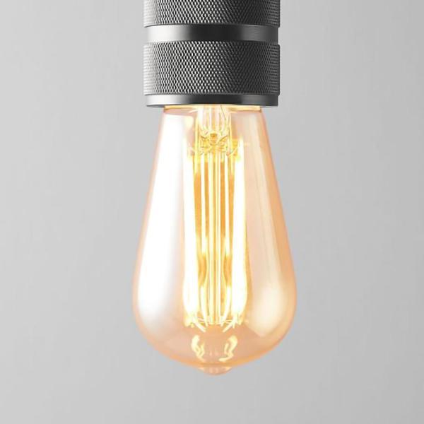 LED-glödlampa - gul