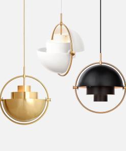 Multi-Lite pendant light