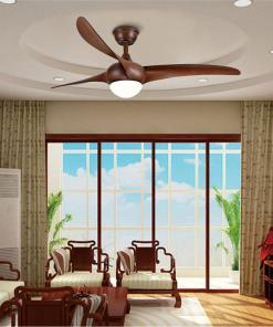 屋内天井ファンライト