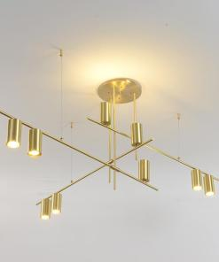 Tribes chandelier