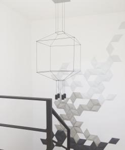 Wireflow Chandelier